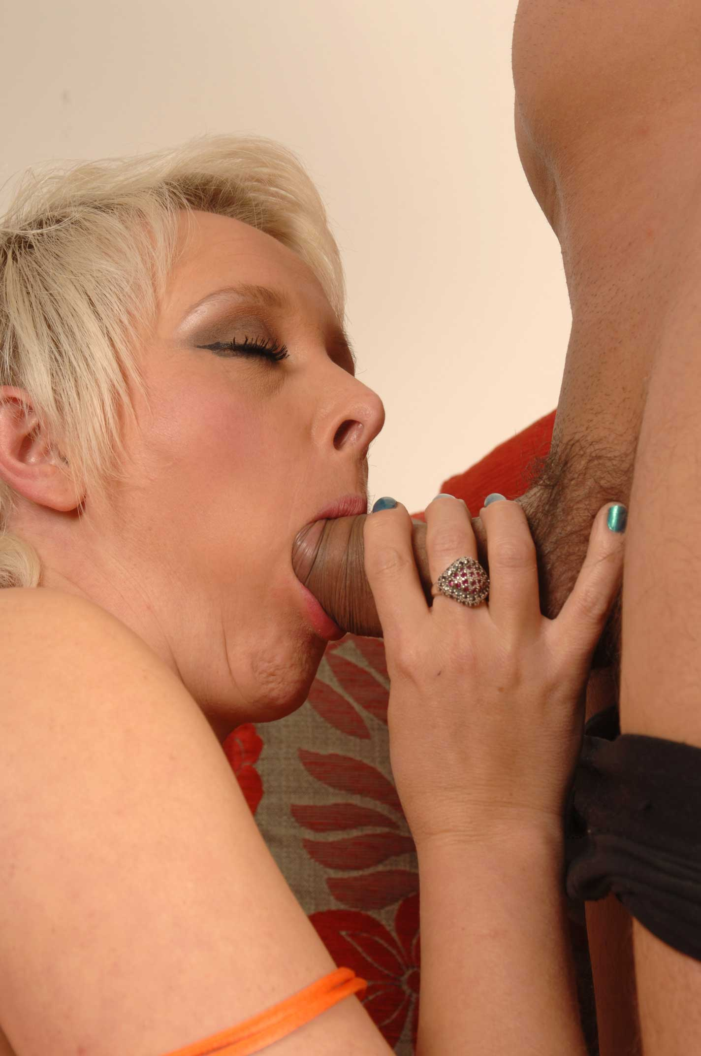 Milf pornstar blonde british