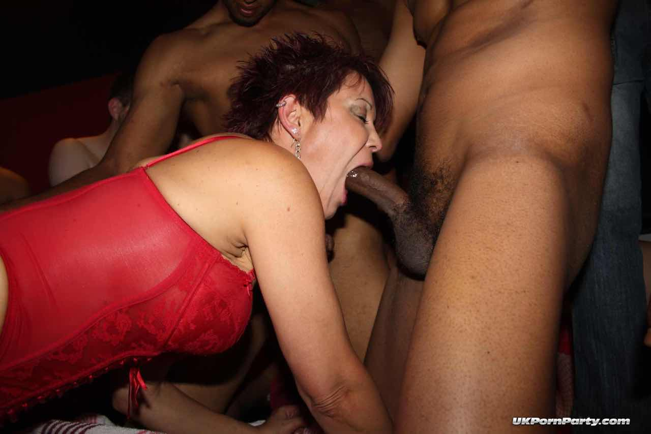 British swingers club gangbang party ft emma butt 3