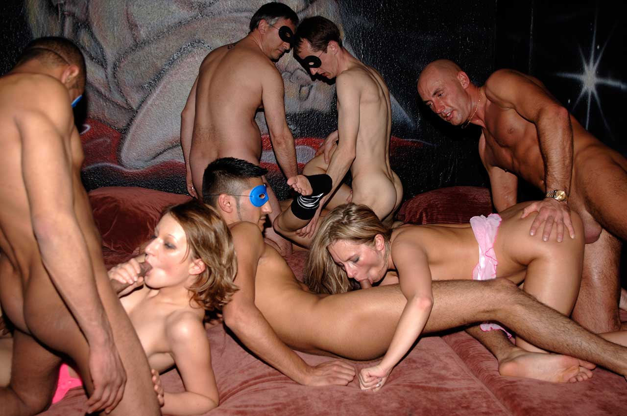 Wild wife sex party
