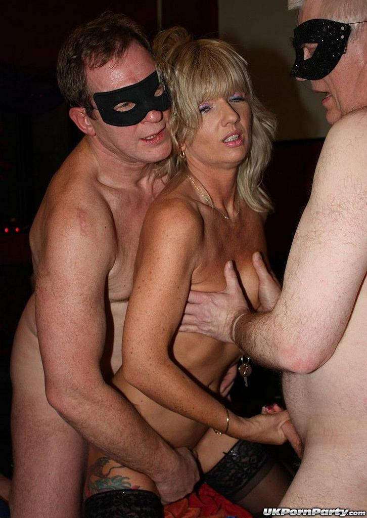 Milf sexy party